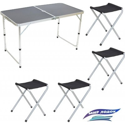 Стол со стульями Ecos Пикник CHO-150-E 992992