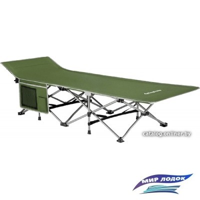Раскладушка KingCamp Bed Folding KC8005 (зеленый)
