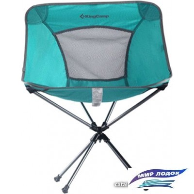 Кресло KingCamp Chair Packlight Rotation KC3951 (голубой)