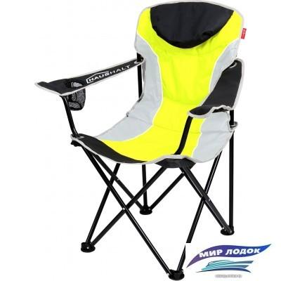 Кресло Nika Haushalt складное HHC3/L (лимонный)