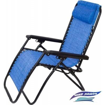 Кресло Ecos CHO-137-13 Люкс 993070 (голубой)