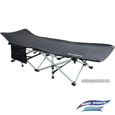 Раскладушка KingCamp Deluxe Folding bed KC8007 (черный)