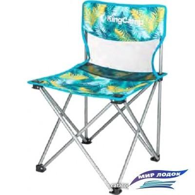 Стул KingCamp Chair Compact KC3832 (зеленая пальма)