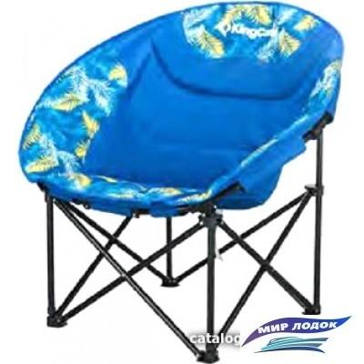 Кресло KingCamp Comfort Moon Chair L KC3816 (зеленая пальма)