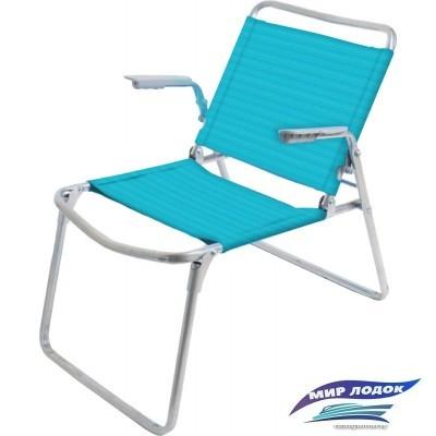 Кресло Nika складное К1 (бирюзовый)