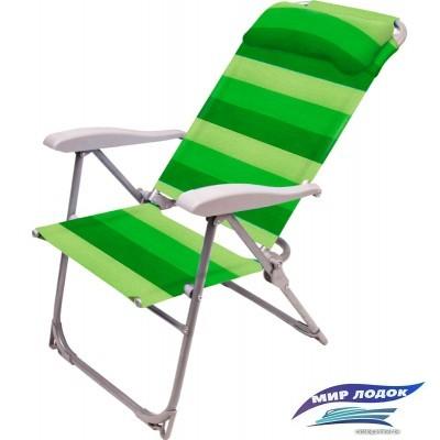 Кресло Nika складное К2 (зеленый)