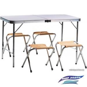 Стол со стульями Green Glade Р702
