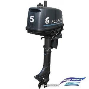 Лодочный мотор Allfa T5