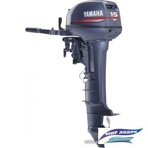 Лодочный мотор Yamaha 15FMHS