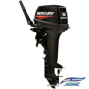 Лодочный мотор Mercury 15 294CC