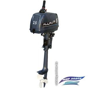 Лодочный мотор Allfa T2.6