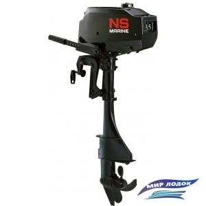 Лодочный мотор Nissan NM 3.5 B2 S