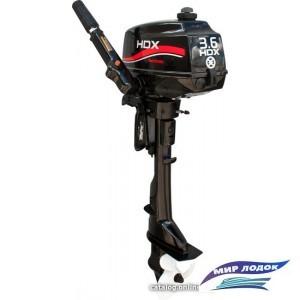 Лодочный мотор HDX R series T 3.6 СBMS