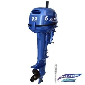 Лодочный мотор Allfa T9.9 (синий)