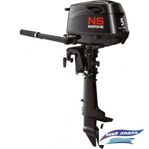 Лодочный мотор Nissan NMF 5 C SS
