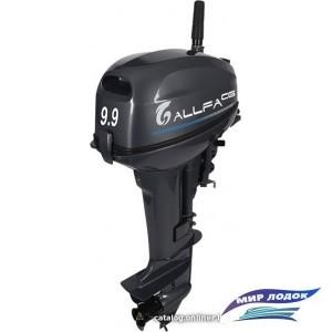 Лодочный мотор Allfa T9.9 (черный)