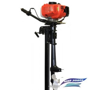 Лодочный мотор Globalmarine T 3,5