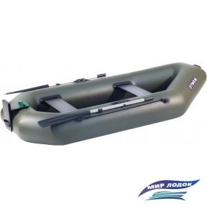 Гребная лодка Aqua-Storm ST280DT