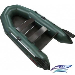Моторно-гребная лодка Leader Тайга-290 Киль