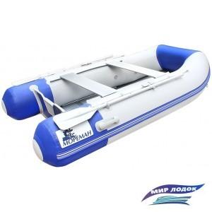 Моторно-гребная лодка Мореман 280 (фанерный пайол)