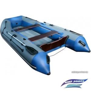 Моторно-гребная лодка Reef 300НД
