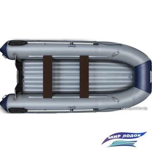 Моторно-гребная лодка Флагман 350 L