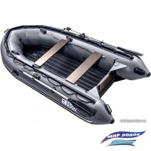 Моторно-гребная лодка Apache 3500 НДНД (графит)