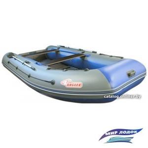 Моторно-гребная лодка Angler AN 320XL