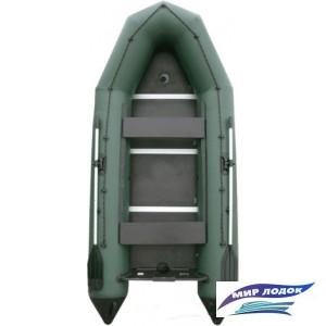 Моторно-гребная лодка Leader Тайга-320 Киль