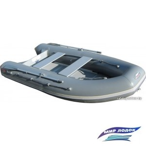 Моторно-гребная лодка Мнев и К Кайман N-360