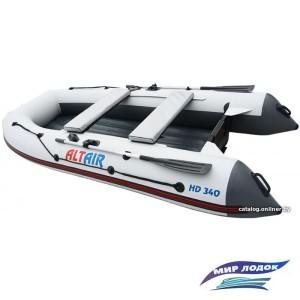 Моторно-гребная лодка Altair HD 340 НДНД
