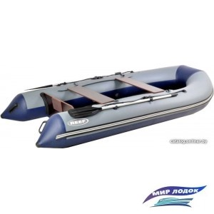 Моторно-гребная лодка Reef 320KC