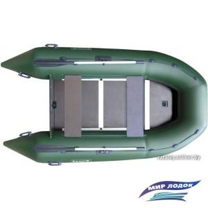 Моторно-гребная лодка Elling Пилот 310