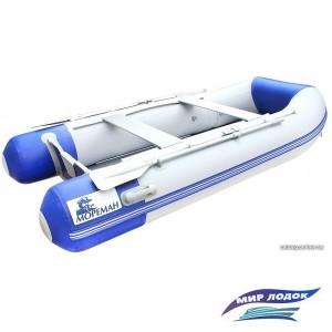 Моторно-гребная лодка Мореман 310 (фанерный пайол)