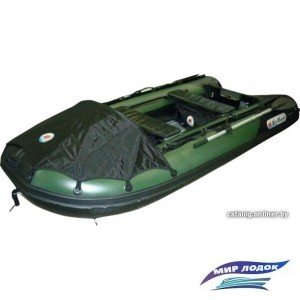 Моторно-гребная лодка Sun Marine SDP-420