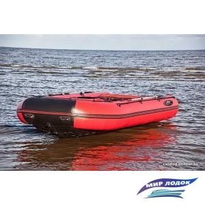 Моторно-гребная лодка Групер 450