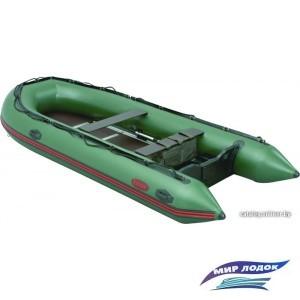 Моторно-гребная лодка Korsar Combat CMB 430 PRO