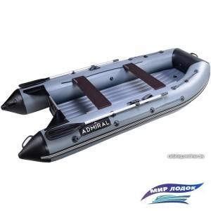 Моторно-гребная лодка Адмирал 320 НДНД