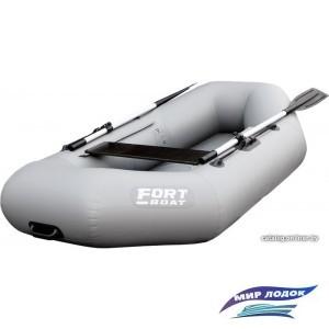 Гребная лодка FORT boat 200 (серый)