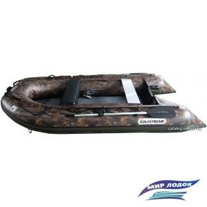 Моторно-гребная лодка Golfstream Master MS330