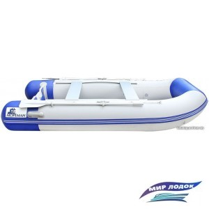 Моторно-гребная лодка Мореман 310 (надувной пайол)