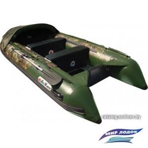 Моторно-гребная лодка Sun Marine SDP-420 КМФ