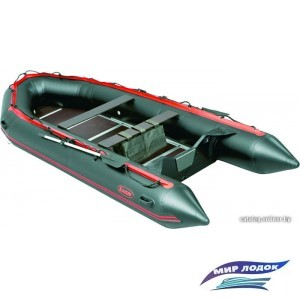 Моторно-гребная лодка Korsar Komandor KMD 380 PRO