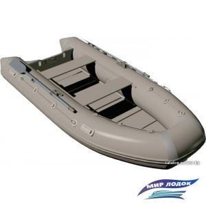 Моторно-гребная лодка Мнев и К Кайман N-380