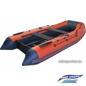 Моторно-гребная лодка Angler AN 360XL