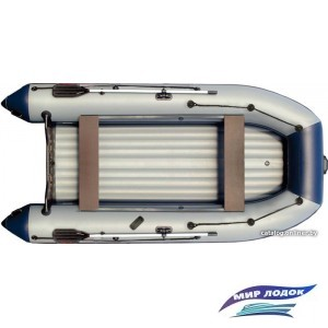 Моторно-гребная лодка Групер 300