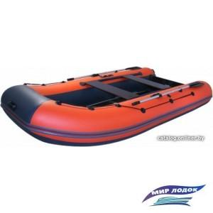 Моторно-гребная лодка Angler AN 400XL