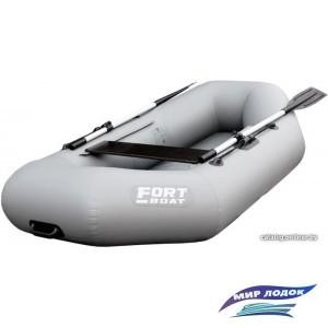 Гребная лодка FORT boat 220 (серый)