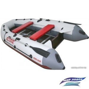 Моторно-гребная лодка Altair PRO-340