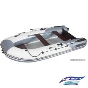Моторно-гребная лодка Пилот М-330 AL